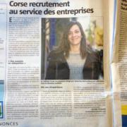 Corse recrutement article 001